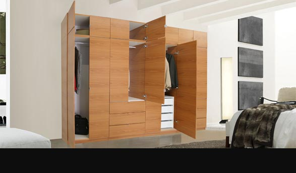 Wardrobe Closet Storage Solutions | Contempo Closet   The Instant Wardrobe