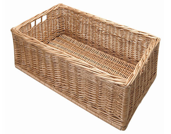 Charmant Wicker Baskets Are An Inexpensive, Efficient Solution To Your Storage  Necessities.