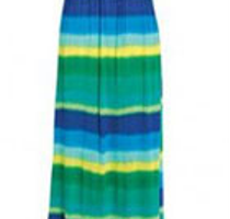 Tie-dye maxi dress, $49.50 by Delia*s