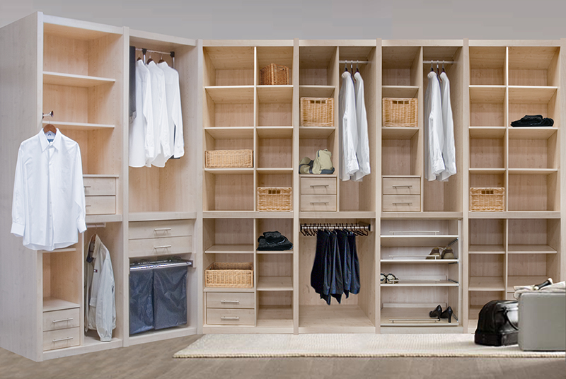 Contempo Closet is pleased to announce their latest foray into walk in closet systems.