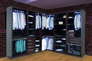 Get organized with Contempo Closet
