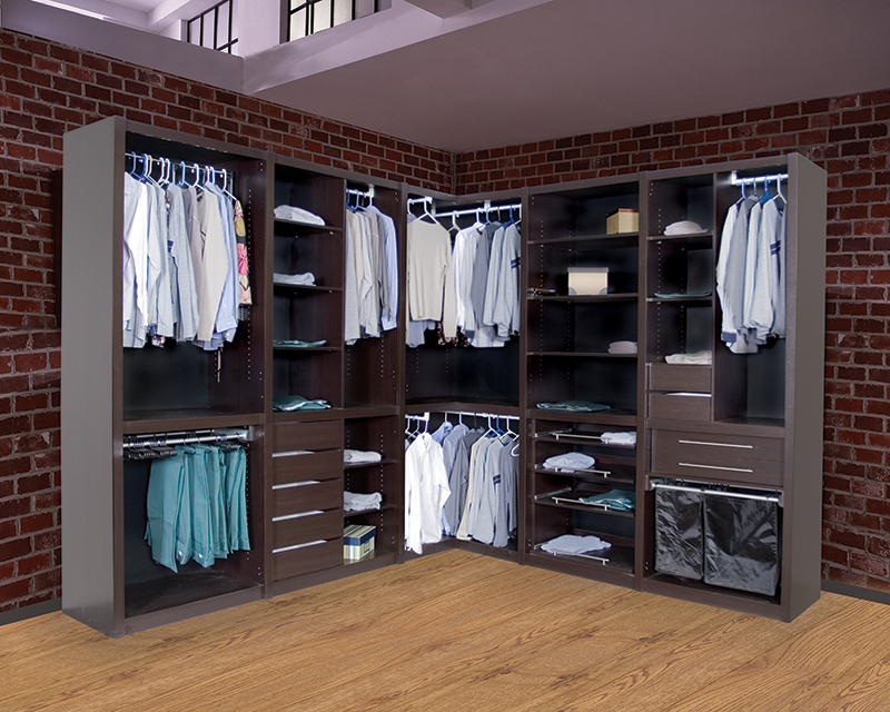 Get organized with Contempo Closet!