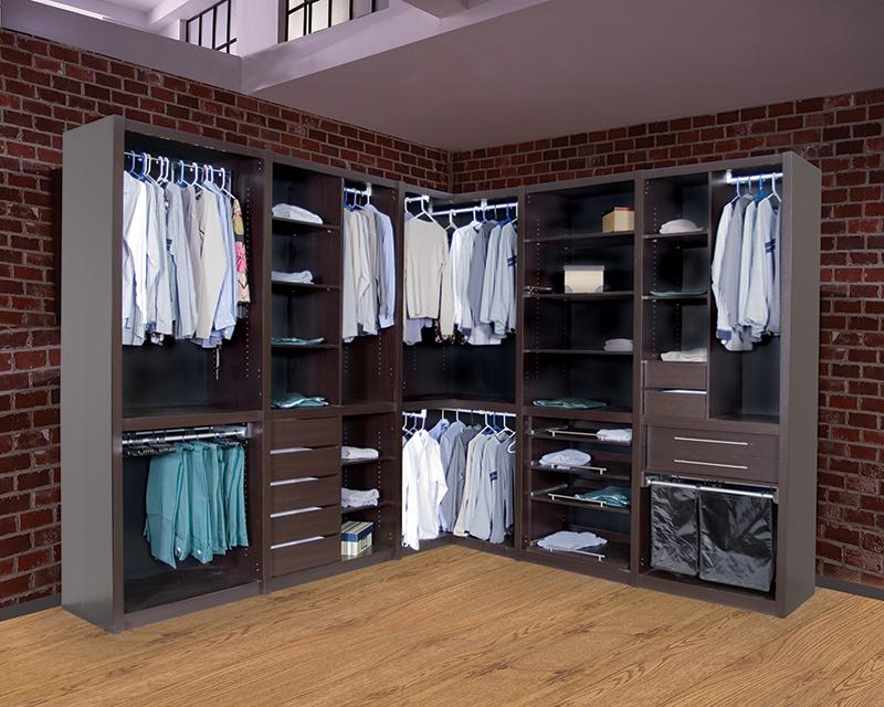 Get organized with Contempo Closet!