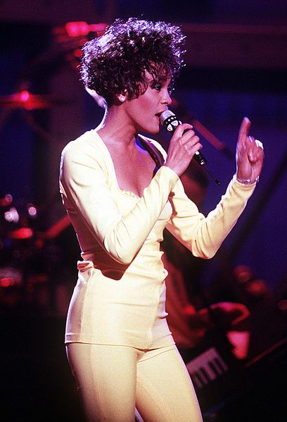 Whitney Houston will be missed